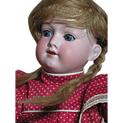 Armand Marseille German Bisque Head  Doll Mold # 390  Composition Body