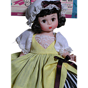 Madame Alexander Doll   International doll    France  MIB