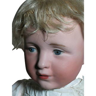 """K * R Kammer Rheinhardt Rare 109 Elise Character Doll  18"""""""