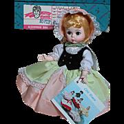 Madame Alexander doll Bo-Peep  Storyland Series  Mint in box