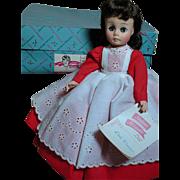Madame Alexander Doll Jo Little Women in Original box