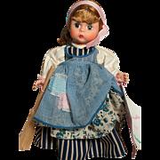 Madame Alexander Doll Storyland Series Poor Cinderella Mint In Box