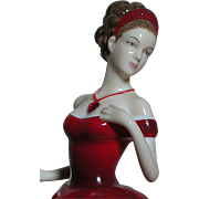 Royal Doulton Pretty Ladies figurine  For My Love