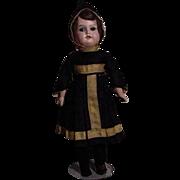 Armand Marseille Child With Unusual Original Costume