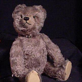 Vintage Schuco Yes/No Bear