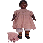 Black Mama Doll With Beautiful Face
