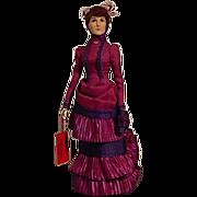 Ann Parker Portrait Doll of Lady Randolph Churchill