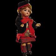 Heubach Koppelsdorf Scottish Doll