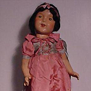 An Unusual Snow White Doll