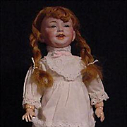 S. F. B. J. 229 Walking Doll