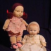 Pair of Norah Wellings Dolls