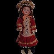 German Doll Marked Majestic