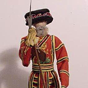 Liberty Of London Tower Guard
