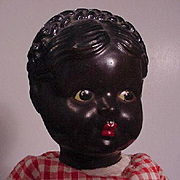 Black Character Toddler