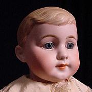 German Male Doll Often Called American School Boy