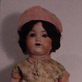 Armand Marseille Toddler In Original Outfit