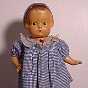 Effanbee Composition Patsy Doll
