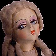 Beautiful Cloth Boudoir Doll