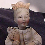 Oriental Nodding Figure