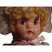 Composition Mommy Doll In Mint Condition