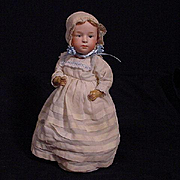 Heubach Character Baby With Closed Mouth
