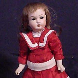 Petite German Child On Five Piece Body