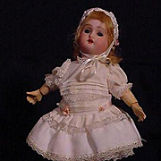"8"" German Doll On A Fully Jointed Body"
