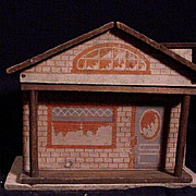 Converse Craftsman Bungalow Dollhouse