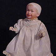 Recknagel Character Baby With Molded Cap