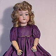 Antique German Play Doll