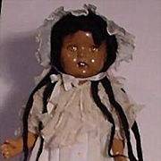 Composition Doll Of Color