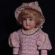 Beautiful Kestner Shoulder Head Doll