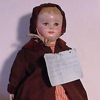 Cloth Chase Doll With Charming Expression