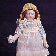 All Bisque With Dome Head And Unusual Boots