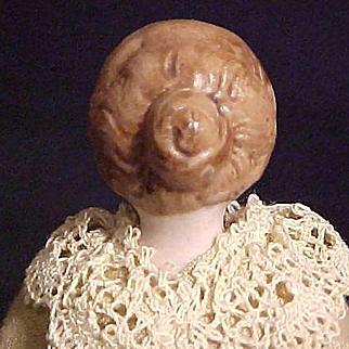 German Doll House Lady