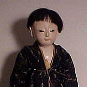 Japanese Doll On Motschmann Type Body