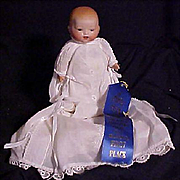 Rarely Found Example From The Karl Baumann Doll Firm