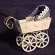 German Tin Carriage