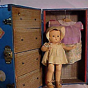 Patsy Doll With Wardrobe