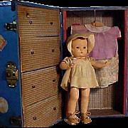 Patsy Doll With Wardrobe
