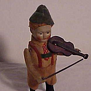 German Schuco Violist