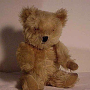 "11"" Mohair Teddy Bear"