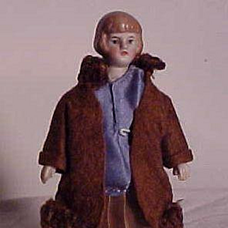 Well Dressed German Doll House Doll