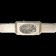 Georg Jensen Denmark Designer Sterling Pin #76B