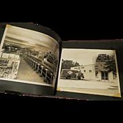 Historical Vintage 1940s Martins Drugstore Original Photographs 25 pc - 8x10 Photos