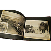 Historical Vintage 1940s Martins Drugstore Original Photographs 25 pc - 8x10 Photos