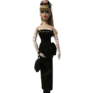 Gene Marshall Integrity Doll Jason Wu Suited to a T dressed in Rouge Rose