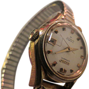 Vintage womens Seiko automatic 17 jewel Hi- Beat