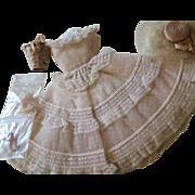 Vintage Barbie Plantation Bell outfit