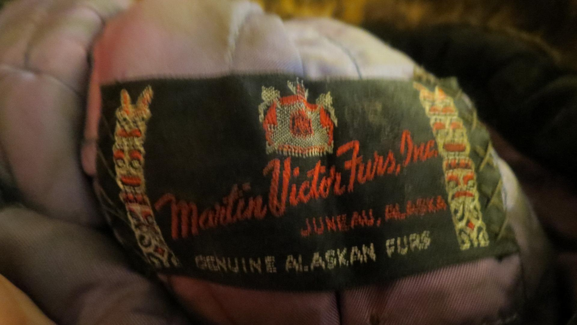 Vintage Spotted Seal Alaskan Trappers Hat From 2271668 On
